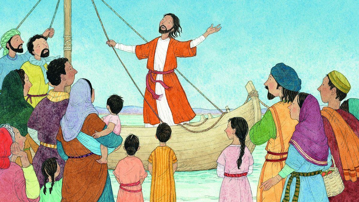 Két kitűnő új könyv gyerekeknek Jézusról