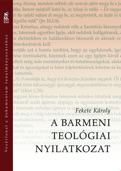 A Barmeni Teológiai Nyilatkozat