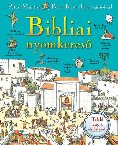 Bibliai nyomkereső