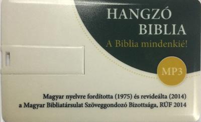 Hangzó Biblia (RÚF 2014), MP3