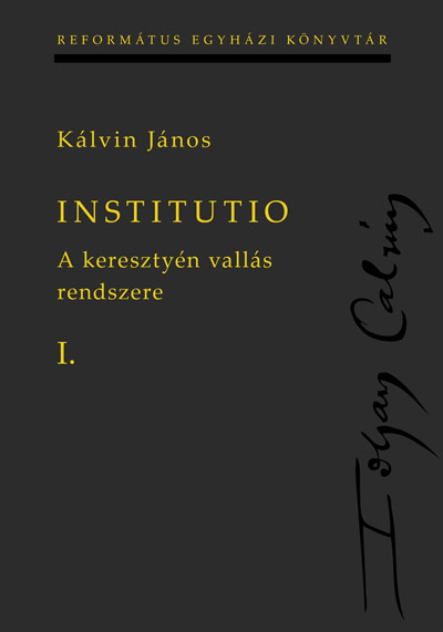 Institutio I-II.