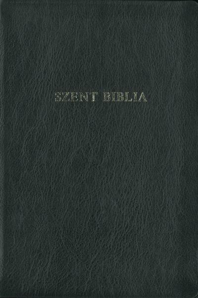 Károli Biblia, kis családi, arany élmetszés