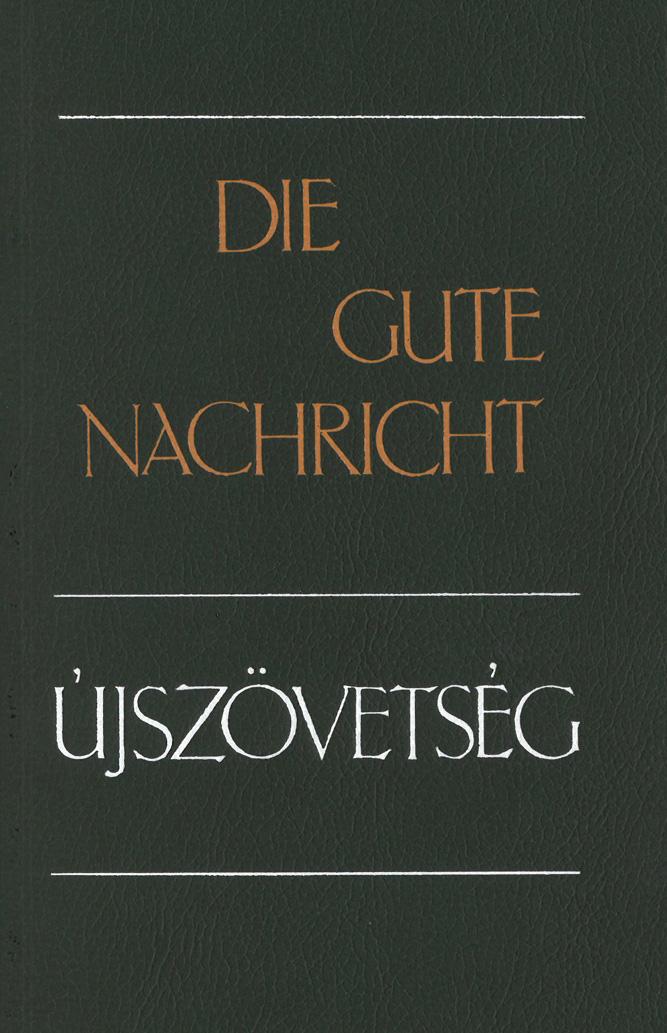 Német–magyar Újszövetség