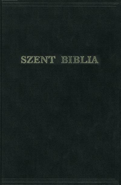 Károli Biblia, nagy betűs