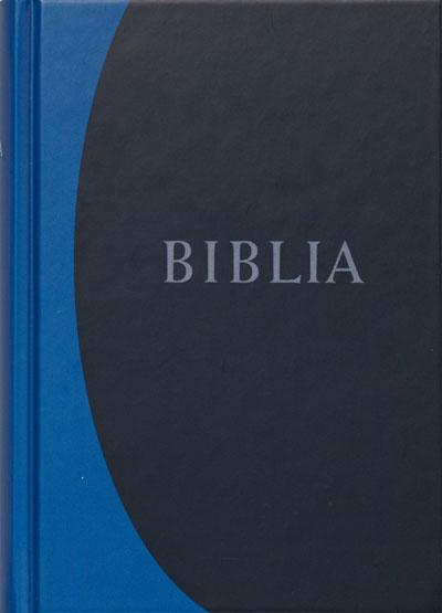 Bible, new translation (RÚF 2014), normal size, cased