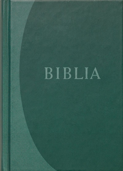 Bible, new translation (RÚF 2014), normal size, cased