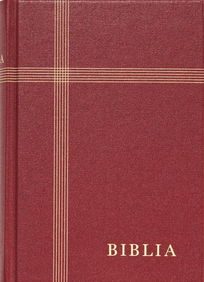 Bible, new translation (RÚF 2014), big size, spec. linen