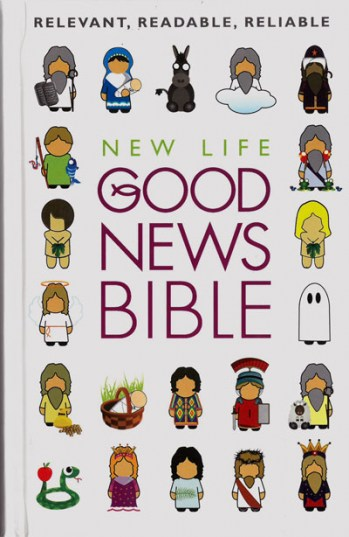 Good News Bible – New Life