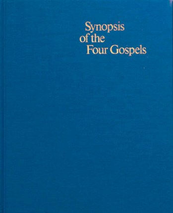 Synopsis of the Four Gospels