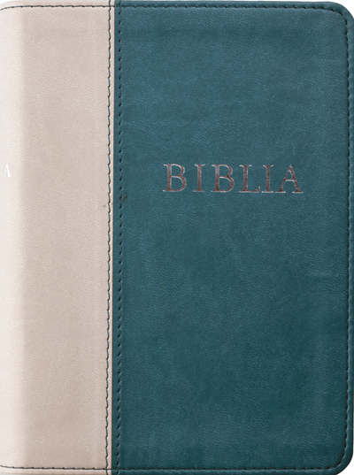 Bible, new translation (RÚF 2014), flexible PU cover