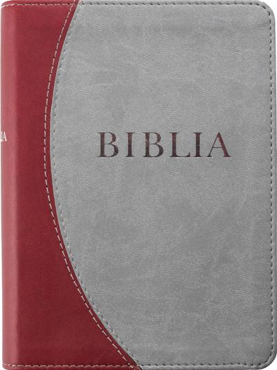 Biblia (RÚF 2014), középméret, puhatáblás, varrott